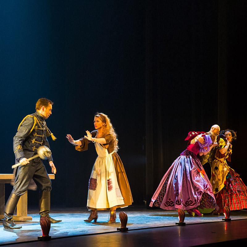Opera Zuid - La Cenerentola - voorstelling mei 2015